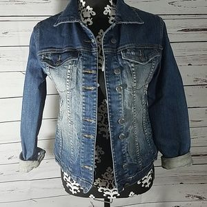 Vigoss Studio denim jacket size Medium